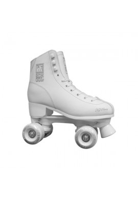 KRF Patin Roller School PPH White