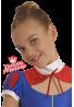 Maillot de Gimnasia Rítmica MR6023 PRINCESAS